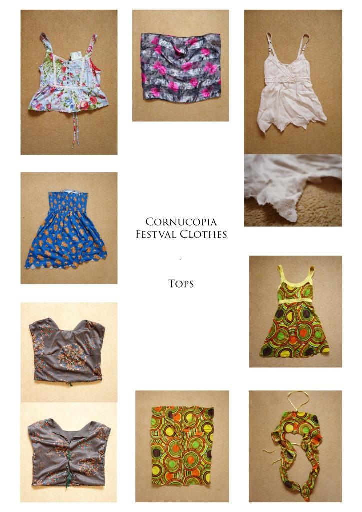 Cornucopia Tops