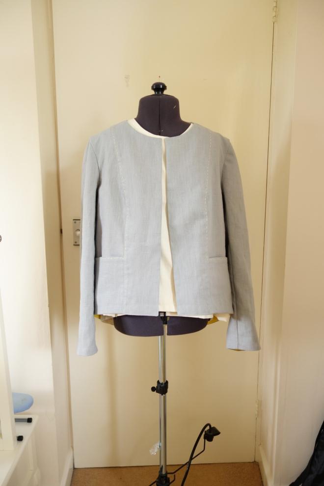 Cut21 Jacket Front