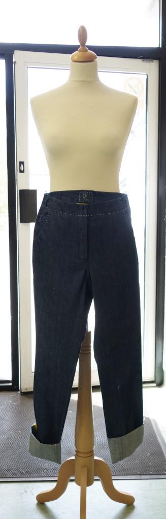 Cut21 Jeans - Front