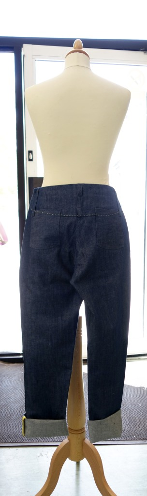 Cut21 Jeans - back