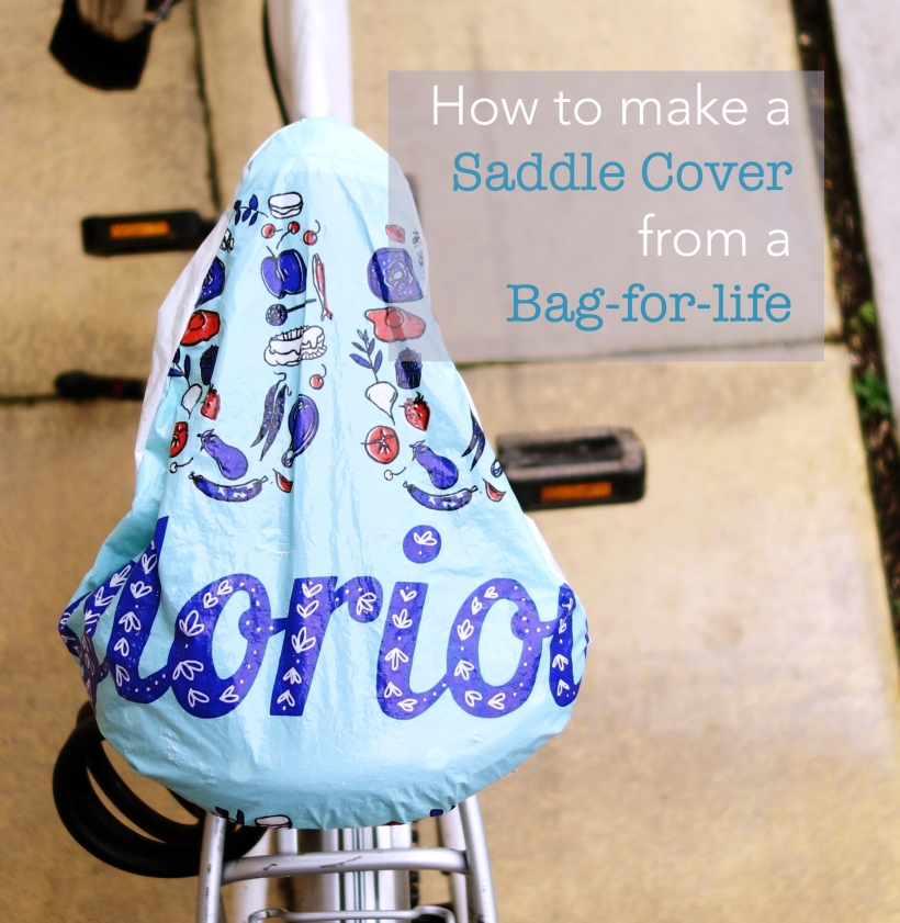 cover image for how to make a saddle cover 2