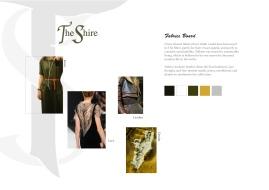 Fabrics Board